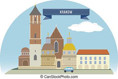 Krakow, Poland. For you design