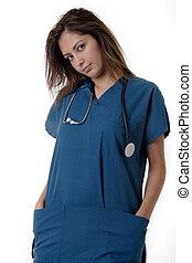 krankenpflege, schueler