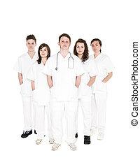Krankenschwestern, Doktor