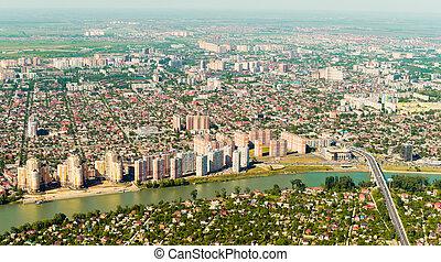 Krasnodar cityscape