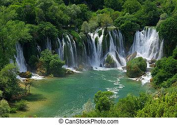 kravica, vattenfall, 05
