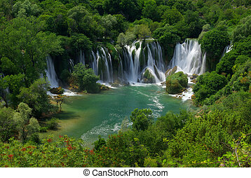Kravica waterfall 03