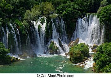 Kravica waterfall 06