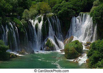 Kravica waterfall 08