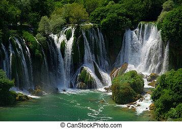 Kravica waterfall 12
