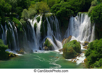 Kravica waterfall 13