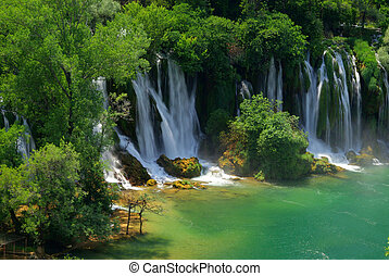 Kravica waterfall 14