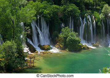 Kravica waterfall 16
