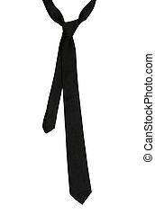 krawat, czarnoskóry
