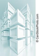 kreatív, építészet, tervezés