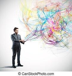 kreatív, technológia