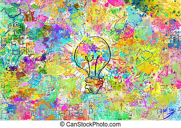 kreativ, geschaeftswelt, projekt