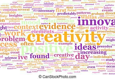 kreativitás