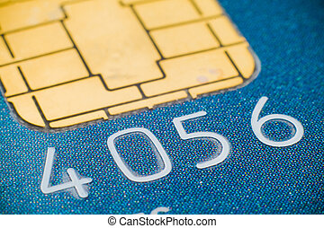 kredit, span, karte, mikro