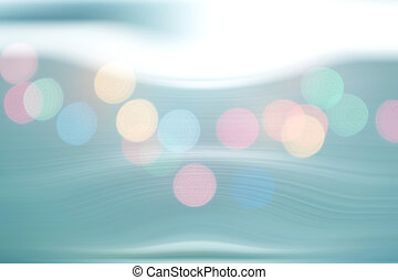 kreise, licht, abstrakt, hintergrund, bunte