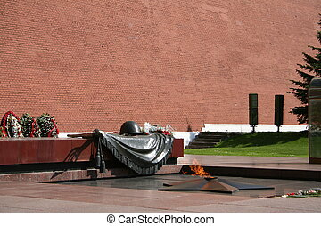 kremlin., 未知の 兵士 の 墓, 3