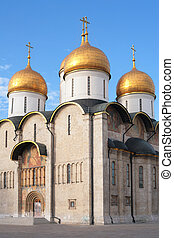 kremlin., church., moscow.