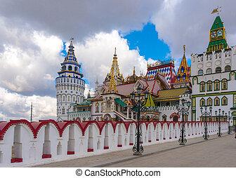 Kremlin in Izmailovo - Moscow