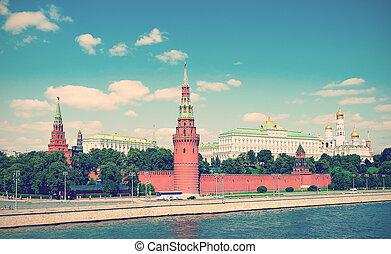 Kremlin in Moscow, Russia