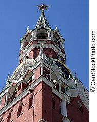 Kremlin in Moscow
