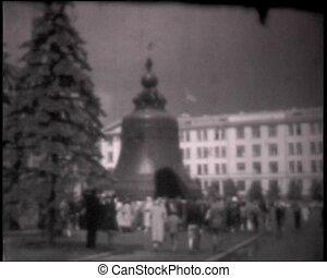 kremlin, moscou, tsar, cloche