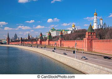 Kremlin. Moscow
