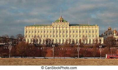 kremlin, palais, grandiose