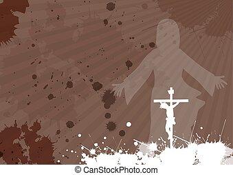 auferstehung kreuzigung jesus auferstehung kreuzigung christus gestiegen jesus. Black Bedroom Furniture Sets. Home Design Ideas