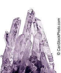 kristal, kwarts