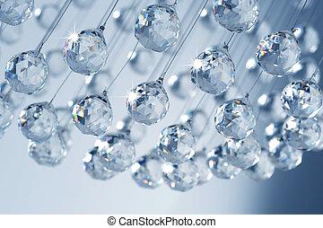 kristall, bakgrund