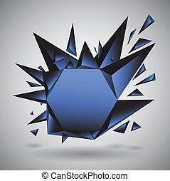 kristall, hintergrund
