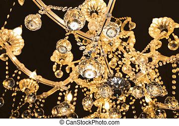 Kronleuchter Barock Schwarz ~ Stil aus freigestellt groß kristall kronleuchter barock weißes