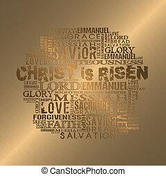 krisztus, emelkedett
