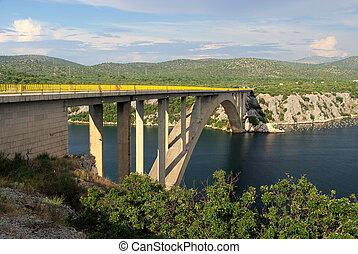 Krka bridge 03