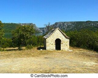 Krka National Park. Croatia. Dalmatia