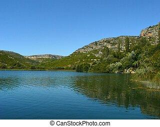 krka, nationalpark