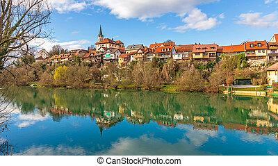 krka, rivière, slovénie