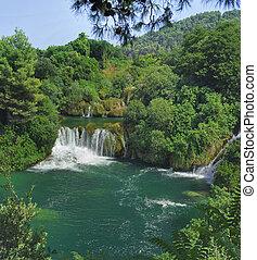 Krka Waterfall Croatia