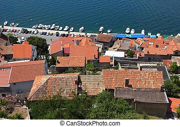 kroatien, -, sibenik