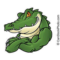 krokodil, kabala