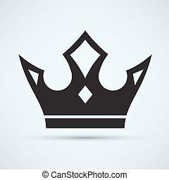 krona, ikon