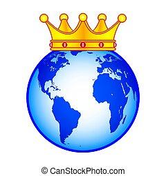 krona, klot