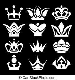 krone, sammlung