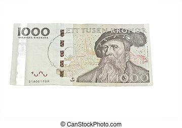 kronor, 1000