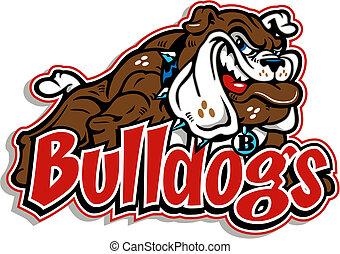 kropp, bulldogg, fyllda, mys
