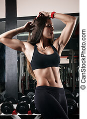 kropp, fitness