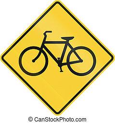 kruising, fiets