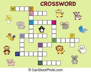 kruiswoordraadsel