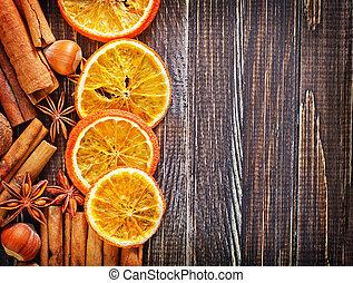 krydderier, aroma