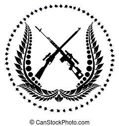 krypskytt, rifles-1